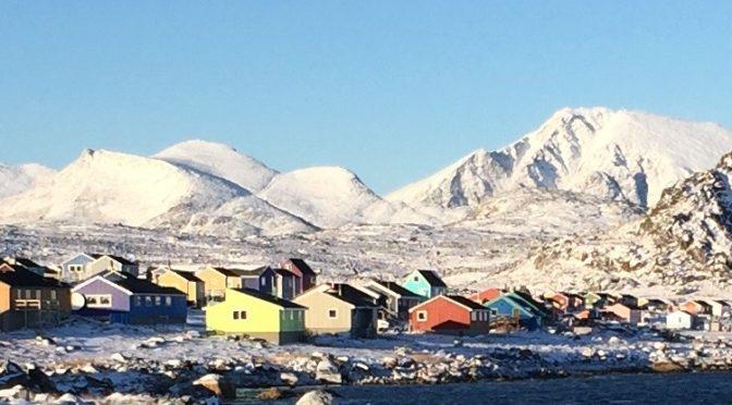 Doctor in Greenland: 24 hours in Nanortalik