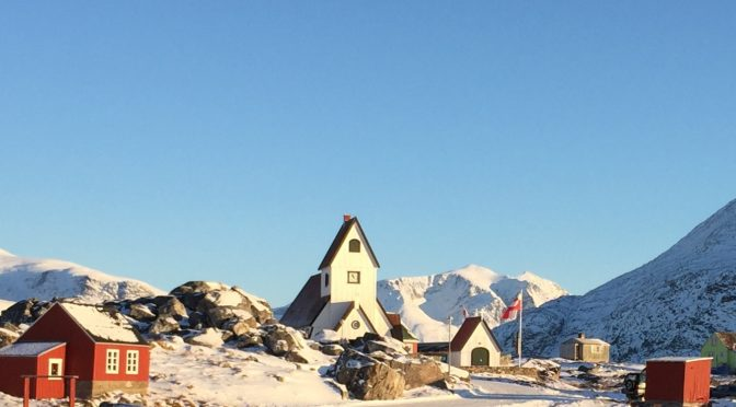 doctor in greenland – the basic facts